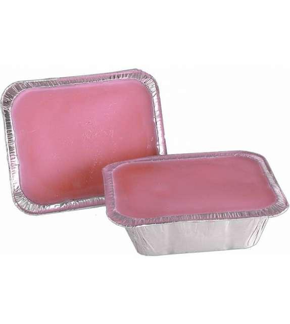 cera a caldo rosa